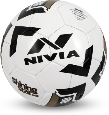 Nivia Shinning Star - 2022 Football - Size: 5