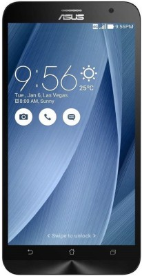 Asus Zenfone 2 ZE551ML (Silver, 128 GB)