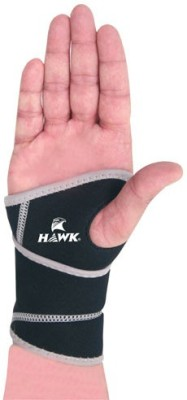 HAWK Adjustable Thumb/Wrist/Palm Support, Made of Premium Quality Neoprene, with Velcro for size Adjustment Thumb Support