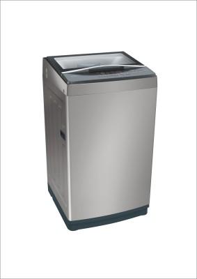 Bosch 6.5 kg Fully Automatic Top Load Washing Machine Grey