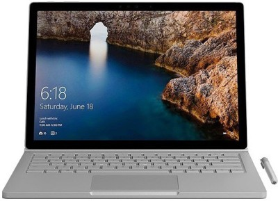 Microsoft Surface Book Core i7 6th Gen - (16 GB/512 GB SSD/Windows 10 Pro) CR7-00001 2 in 1 Laptop