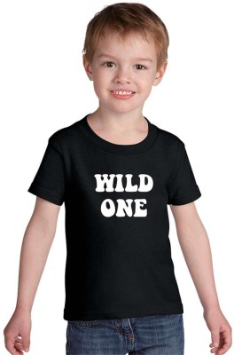 Giftsmate Boy's Printed Cotton T Shirt