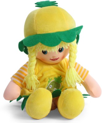 My Baby Excel Pineapple Plush Doll 28 cm  - 28 cm