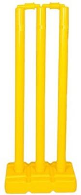 saeko Heavy Plastic Stumps Set Gift Set for Kids 8 Years Above, Outdoor Cricket Set, Cricket kit for Kids