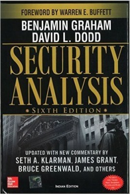 Security Analysis 6th  Edition