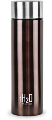 Cello H2O STEEL BROWN 1000 ml Bottle