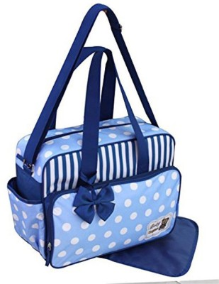Baybee LittleStar Premium Quality Baby Nappie Diaper Changing Bag - Feeding Accessories Mother Bag with Diaper Mat. Diaper Bag