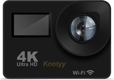 Knotyy Action Camera 4K Sports and Action Camera