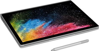 Microsoft Surface Book 2 Core i5 7th Gen - (8 GB/256 GB SSD/Windows 10 Pro) 1832 2 in 1 Laptop