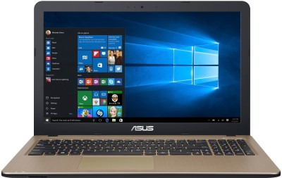 Asus APU Quad Core E2 - (4 GB/500 GB HDD/Windows 10 Home) X540YA-XO760T Laptop