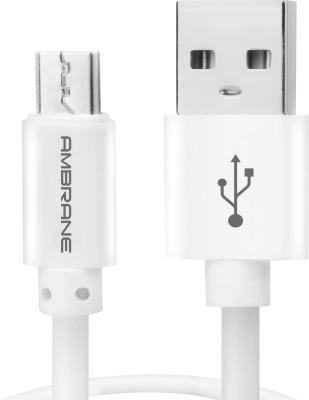 Ambrane ACM-1 1m Micro USB Cable