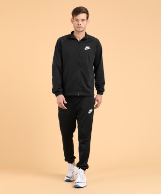 Nike Solid Men's Track Suit