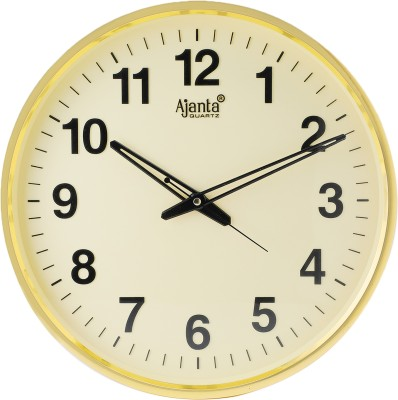 Ajanta Analog 32 cm X 32 cm Wall Clock