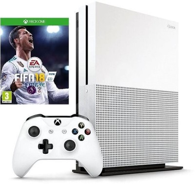 Microsoft Xbox One S Console 1TB GB withFIFA 18