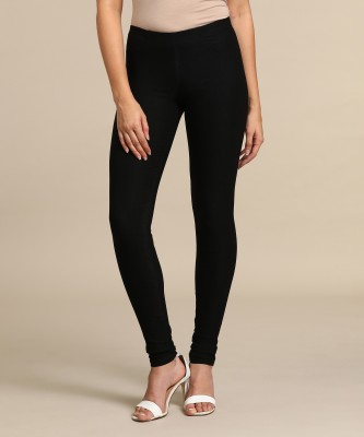 AND Regular Fit Women's Black Trousers