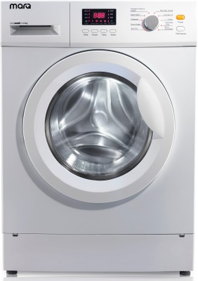 MarQ by Flipkart 6.5 kg Fully Automatic Front Load Washing Machine White