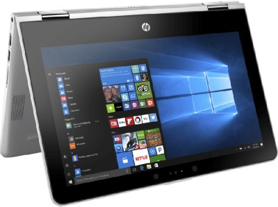 HP Pavilion x360 Core i3 8th Gen - (4 GB/1 TB HDD/Windows 10 Home) 11-ad106tu 2 in 1 Laptop