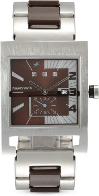 Fastrack NG1478SM02 Watch  - For Men