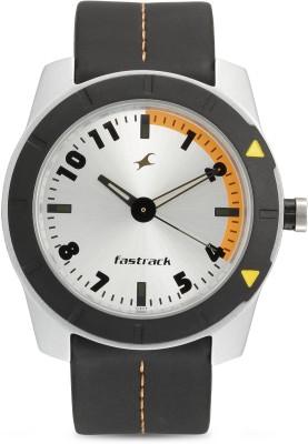 Fastrack NE3015AL01 Essentials Watch  - For Men