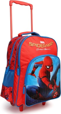 Marvel Spiderman Homecoming (Swing) 16 inch School Bag