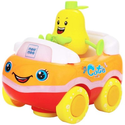 MeeMee Dancing Bump-N-Go Fruity Car