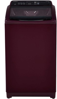Whirlpool 7 kg Fully Automatic Top Load Washing Machine Maroon