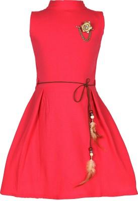 Tiny Toon Girls Midi/Knee Length Party Dress