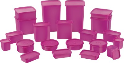 Mastercook Combo Packs  - 2000 ml, 1200 ml, 600 ml, 500 ml, 400 ml, 300 ml, 250 ml, 200 ml, 100 ml Polypropylene Grocery Container
