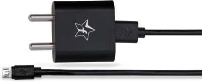Flipkart SmartBuy 2A Fast Charger Pro with Charge & Sync USB Cable