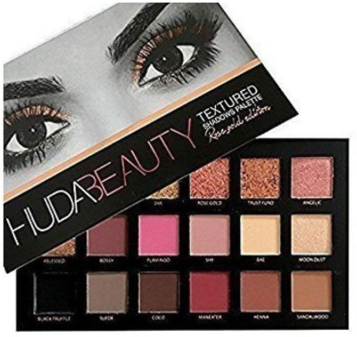 Huda Beauty Rose Gold Edition Eyeshadow Palette - 18 Shades 5 ml