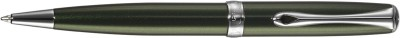 Diplomat Excellence A2 Evergreen/Chrome easyFLOW Ball Pen