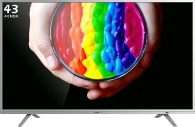 Onida Google Certified 107.97cm (43 inch) Ultra HD (4K) LED Smart TV