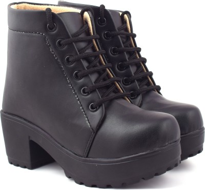 Beonza High Ankle Boots For Women