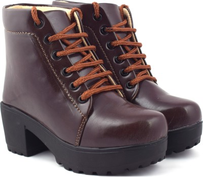 Beonza Ankle Length Boots For Women
