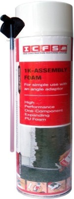 ICFS 1 K Assembly Polyurethane PU Expanding Foam Spray (750 ml) Adhesive