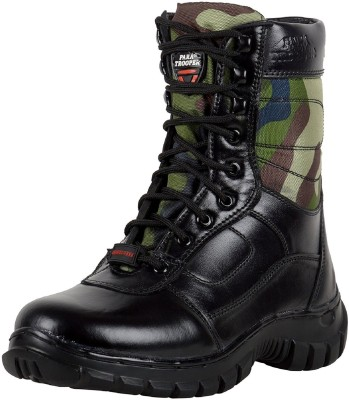 Para Trooper Combat Army Boot For Men Boots For Men