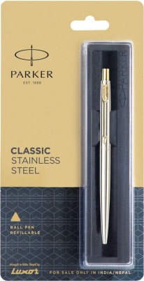 Parker Classic Stainless Steel GT Ball Pen