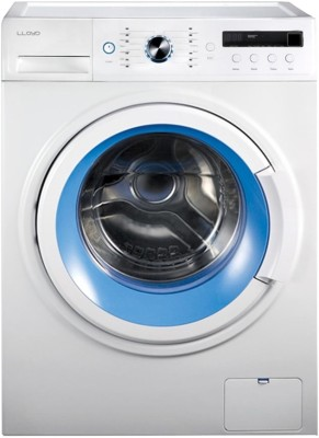 Lloyd 6 kg Fully Automatic Front Load Washing Machine with In-built Heater