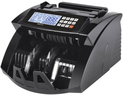 swaggers MONEY COUNTING MACHINE LED DISPLAY BLACK PRO MANUAL VALUE FAKE NOTE DETECTION Note Counting Machine