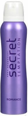 Secret Temptation Romance Deodorant Spray  -  For Women