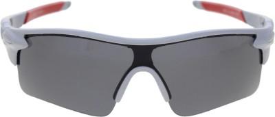 Vast 7 Layer Anti Glare Wrap Around All Sports And Cricket Goggles