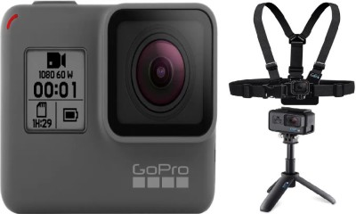 GoPro Hero (with Shorty & Chesty) Sports and Action Camera
