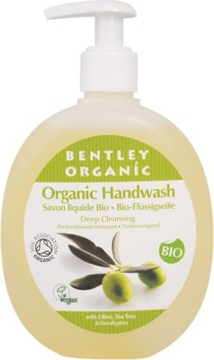 Bentley Organic Deep Cleanising Handwash Pump Dispenser