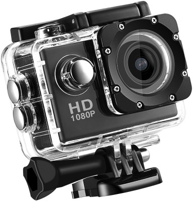 Piqancy Full HD 1080p 12mp Action Camera HD 1080p 12mp WaterProof Action Camera best quality Sports and Action Camera