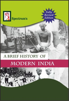 Modern History, Modern India Latest Edition 2018, India, PaperBack (Rajiv Ahir)