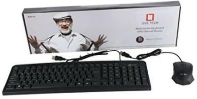 Live Tech MK05 Wired USB Desktop Keyboard