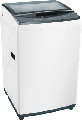 Bosch 7 kg Fully Automatic Top Load Washing Machine White