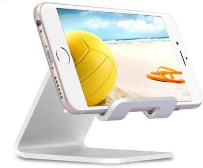 SAFESEED Aluminium Portable Stand With Convenient Charging Port Design For All Smartphone Mobile Holder