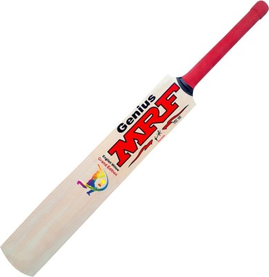 MRF Genius Virat Kohli world cup education Poplar Willow Cricket  Bat