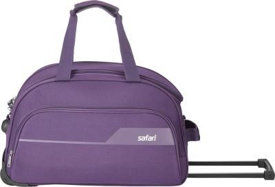 Safari LIRA 55 RDFL Duffel Strolley Bag